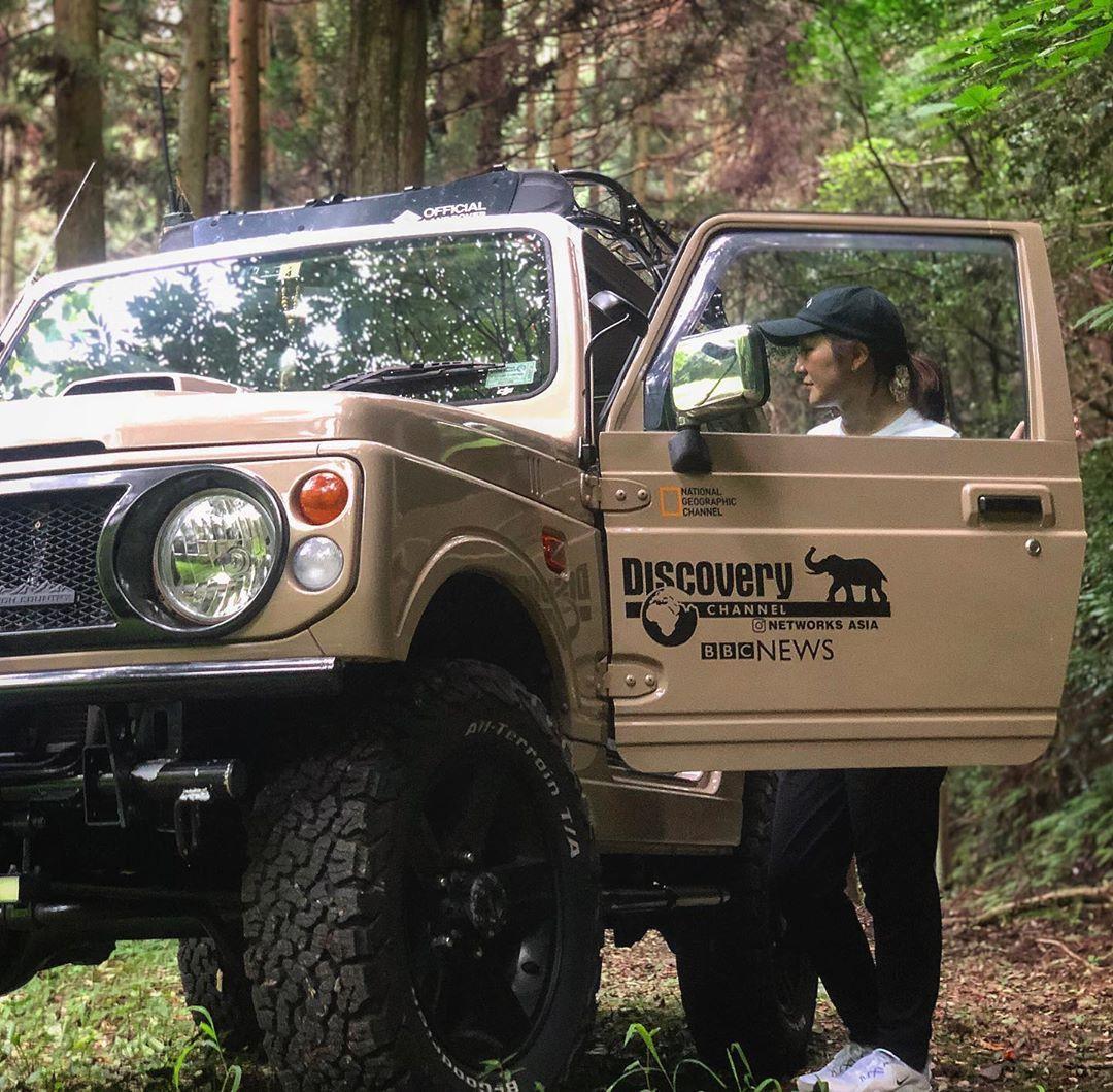 冒険家 かとりーな Outdoor With Jimny がinstagramアカウントに写真を追加しました ジムニー ジムニーライフ ジムニー のある生活 ジムニー女子 キャンプ女子 アウトドアコーデ アウトドアファッション キャンプコーデ ジムニー キャンプ 女子 アウトドア