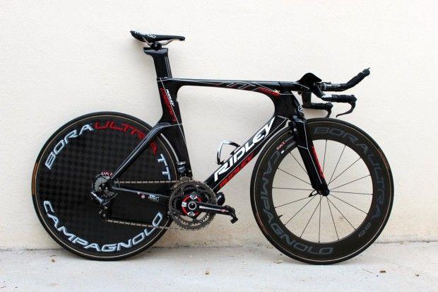 Jurgen Van Den Broeck S Ridley Dean Fast Bicycle