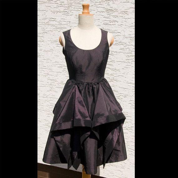 handmade bridesmaids dress