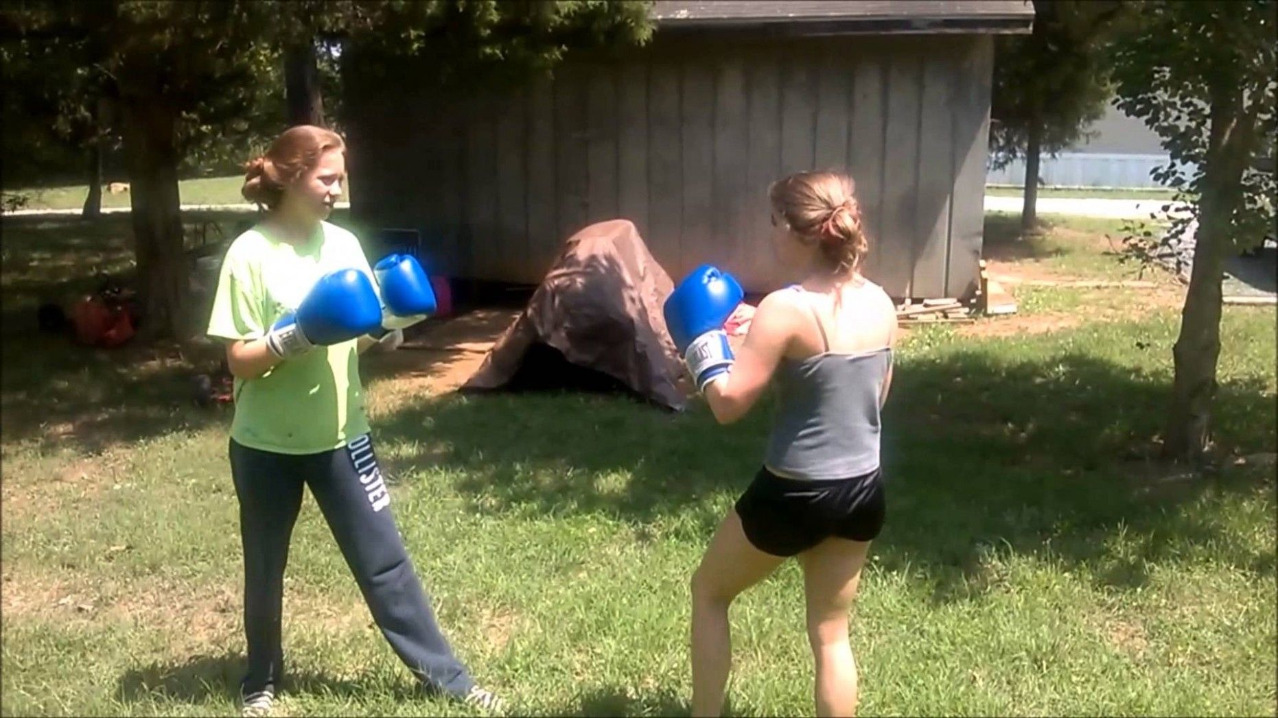 Backyard Boxing image result for backyard boxing | still life with rocket in 2018
