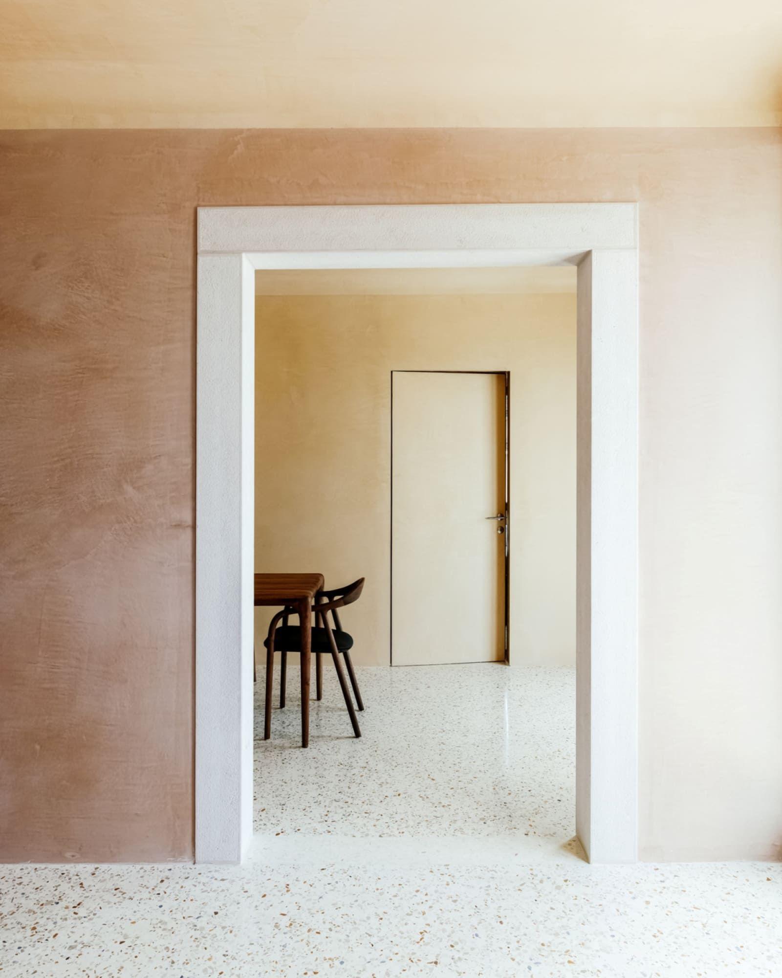 Smaz design abitazione privata szob k s egy b for Abitazione design