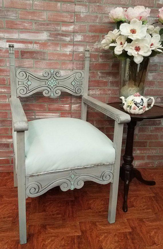 Jacobean Chair Painted Furniture