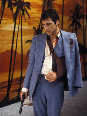 scarface costume design | The story line IS a little crude, but come on man, take it or leave it ...