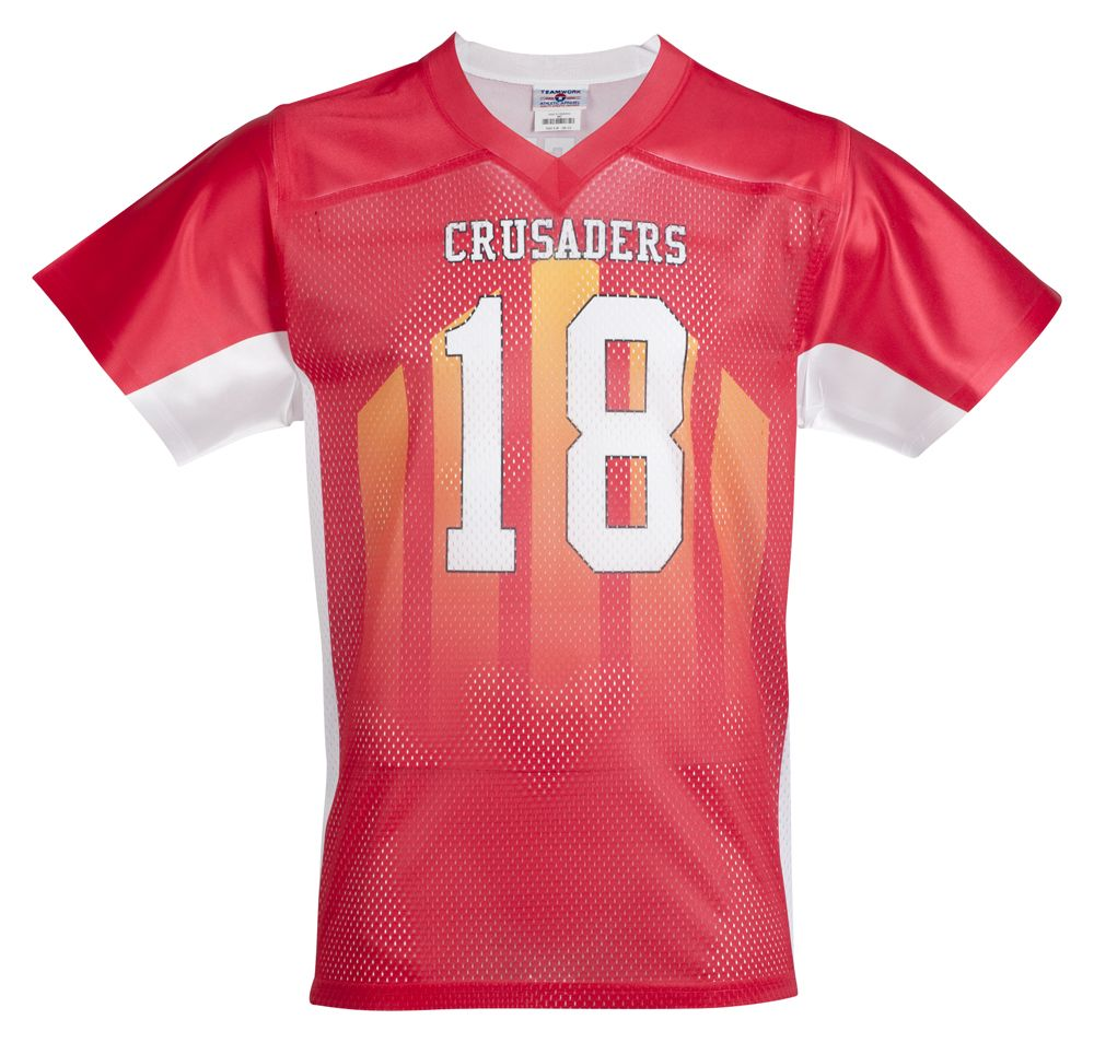 79c0062c6ac Custom high school football fan jersey
