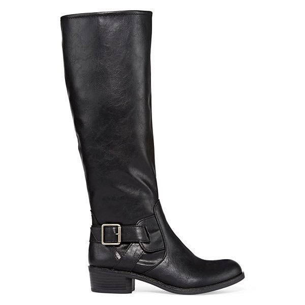 b2bf7730608 Arizona Dylan Wide-Calf Womens Riding Boots - JCPenney