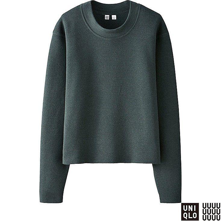 Milano Crewneck Women Ribbed SweaterWishlist Clothes U nZNk0O8wPX