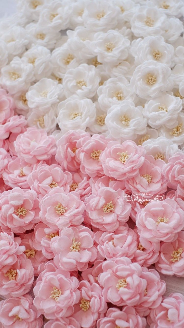 Anjurisa Pink Flowers Wallpaper Flower Iphone Wallpaper Floral Wallpaper Phone Flower wallpaper pink background