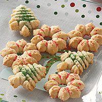 ... classic blondies classic spritz cookies classic spritz cookies