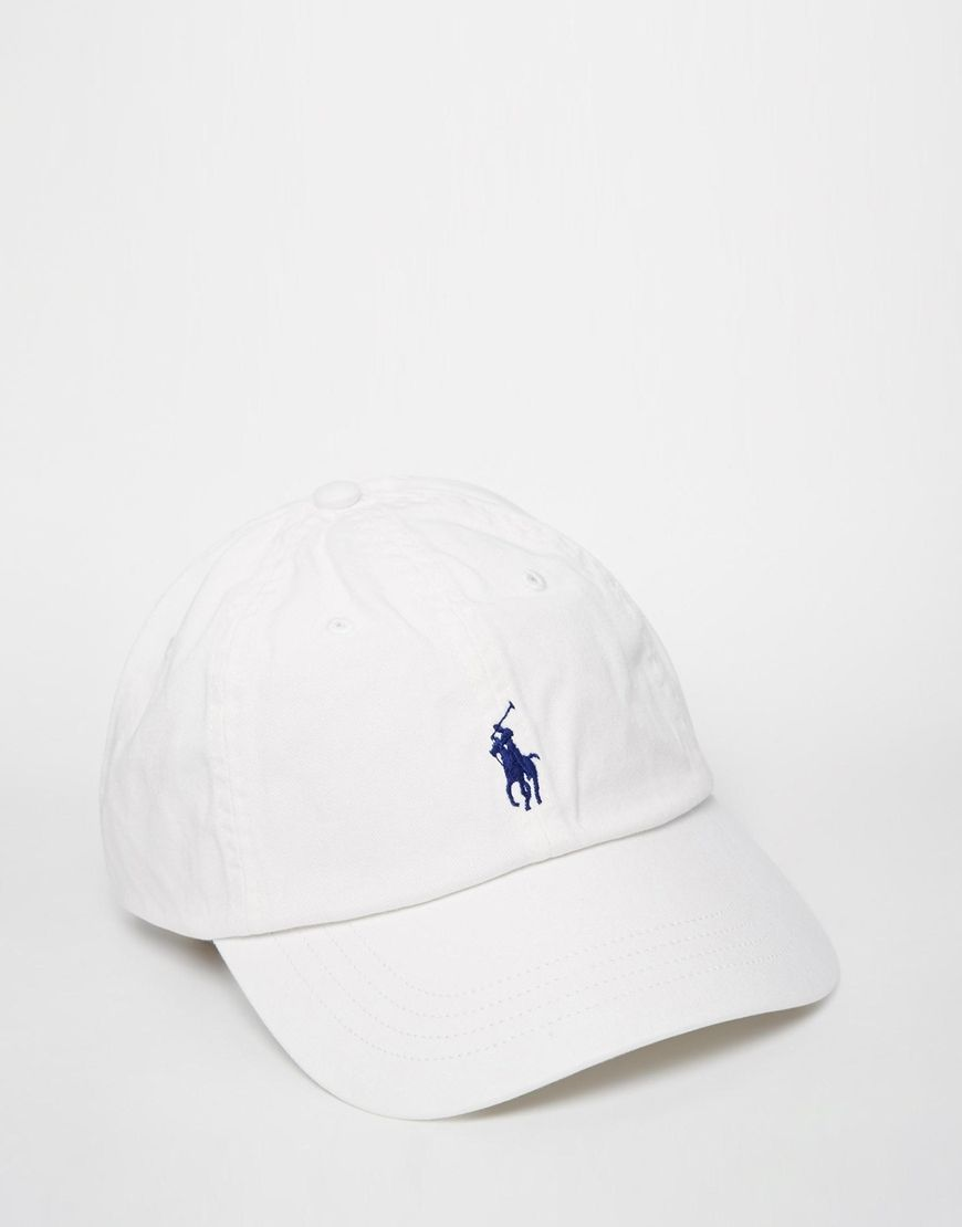 Polo Ralph Lauren Logo Baseball Cap   Accessories   Pinterest   Polo ... e2dcb11f59e