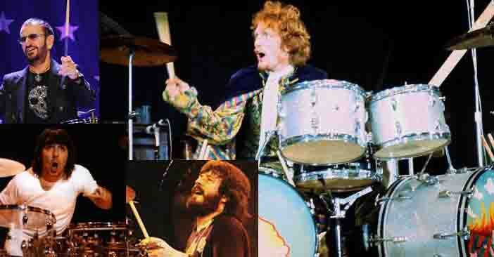 Who S The Best Drummer Ever In Rock World Best Rock Music