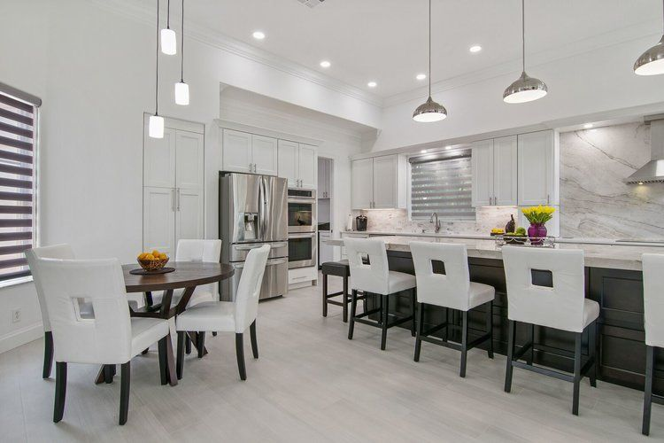 Pin By Implayn On Kitchen Ideas In 2019 Wood Tile Floors Tiles