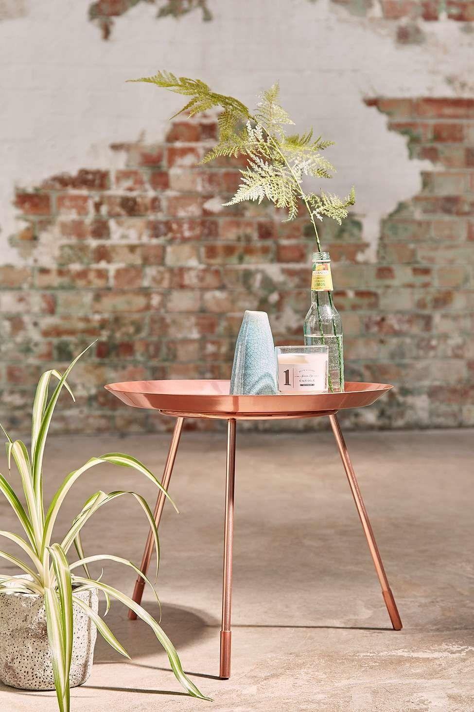 21 Cosas de cobre que embellecerán tu hogar
