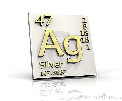 The atomic number of silver is 47 silver pinterest atomic number the atomic number of silver is 47 urtaz Image collections