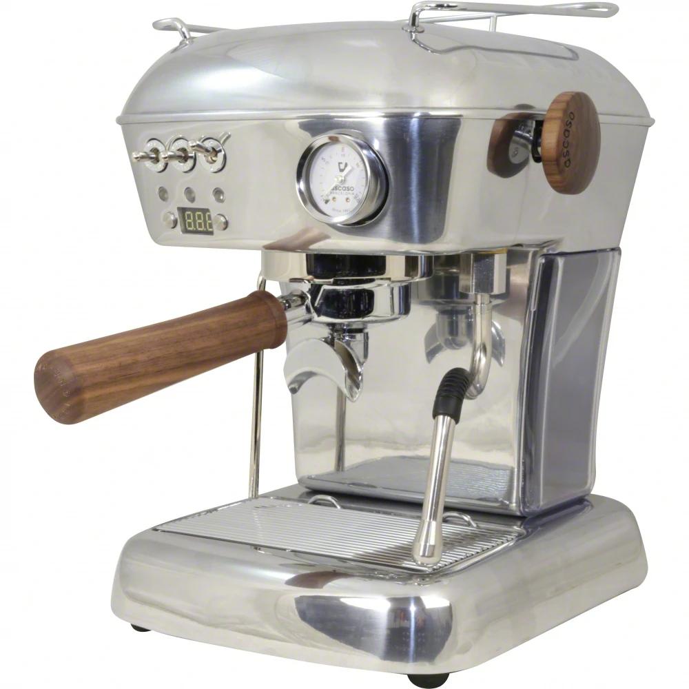 Ascaso Dream Pid Home Espresso Machine Idrinkcoffee Com In 2020 Espresso Coffee Machine Home Espresso Machine Cappuccino Machine