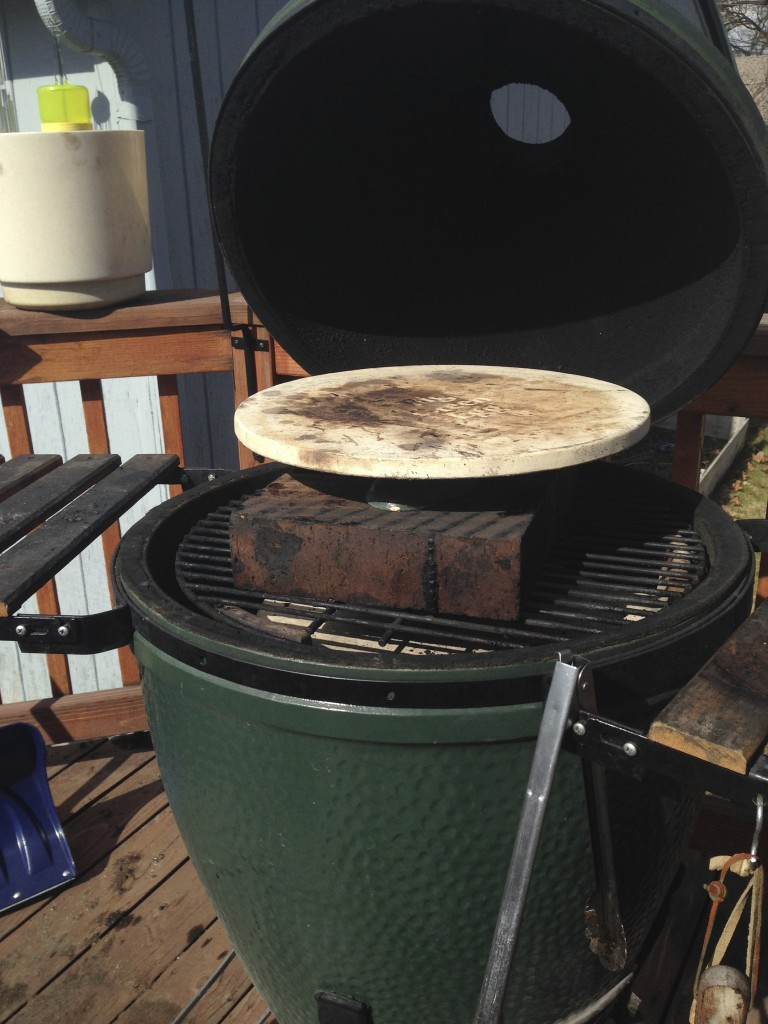 How To Grill Pizza on The Big Green Egg - GrillGirl