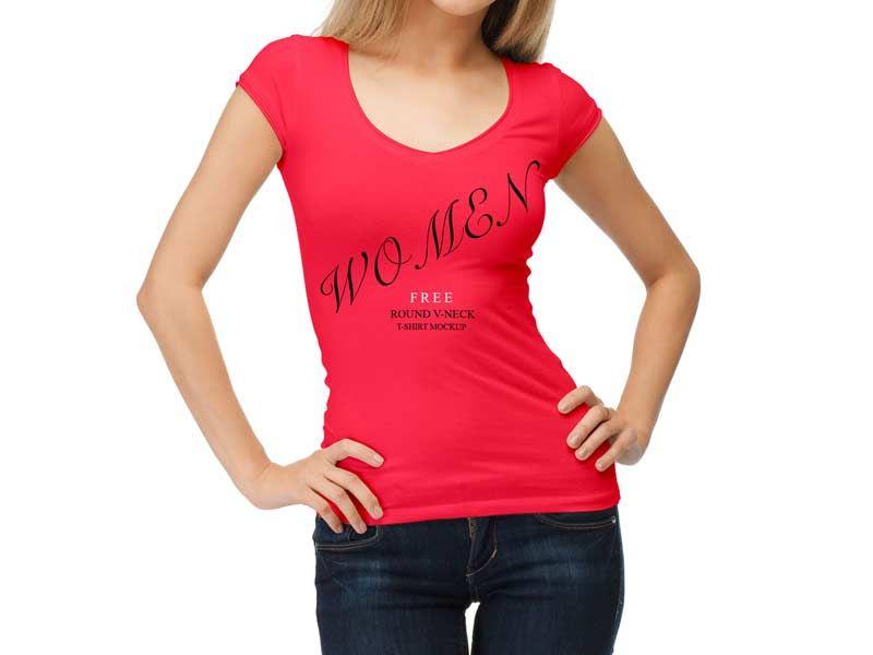 Download Men T-Shirt Mockup PSD Free | Shirt mockup, T shirts for ...