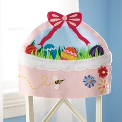 Save Up to 75% - Easter Surprise Table Runner & Chair Toppers