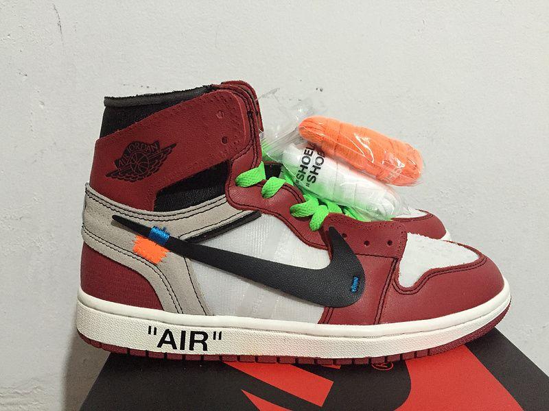 online store 040eb 3079f AJ 1 off white Air Jordan 1 Retro | Air Jordan 1 off white ...