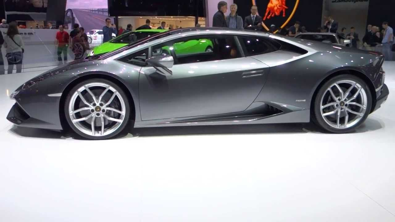 grey lp 610 debut at geneva