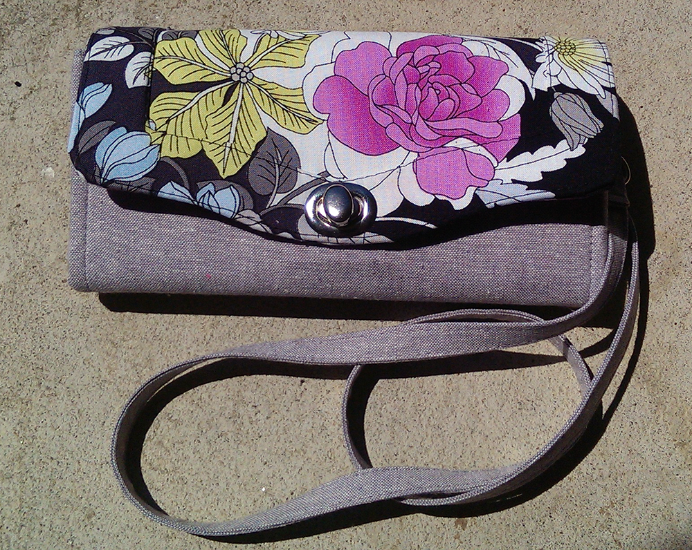Necessary Clutch Wallet Sew-along with discount and prize | Bags ...