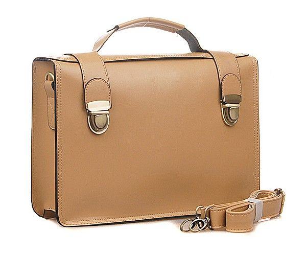 4 Color Womens Leather Briefcase Satchel Shoulder Tote Laptop Bag Handbag In Clothes Shoes Accessories Handbags