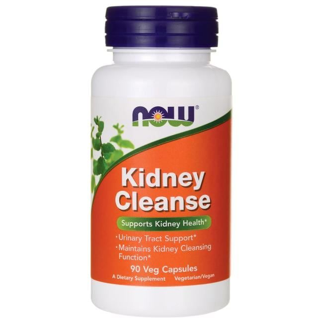 NOW Foods Kidney Cleanse | 90 Veg Caps | Urinary Health