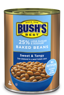 Brown Sugar Hickory Baked Beans Bush S Beans Baked Beans Sweet Sauce Mary Berry Recipe