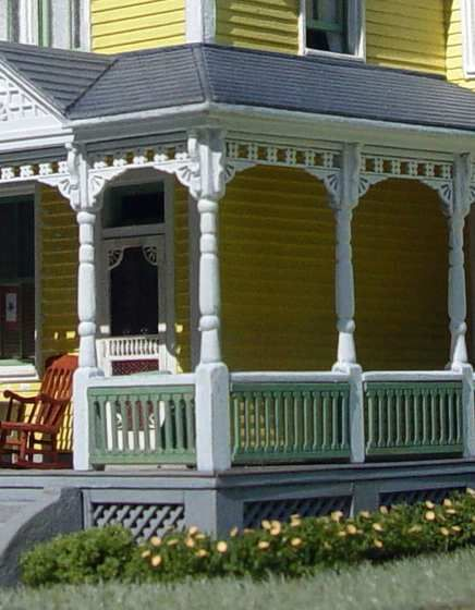 Exterior Paint Ideas · VectorcutAccessories · Porch BracketsVictorian ...