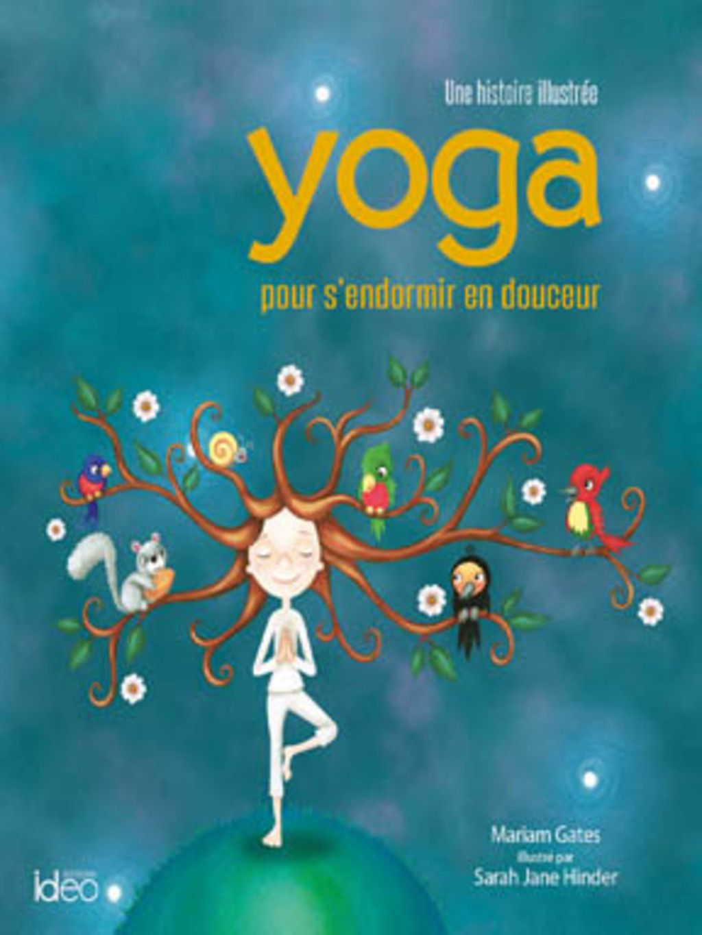Yoga pour s'endormir en douceur (eBook) #emotionalcontrol