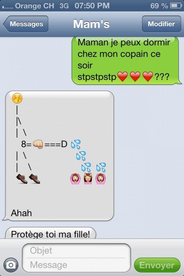 Fabuleux sms-message-texto-humour-drole (26) | Bianoti | A.MDR | Pinterest  TT34