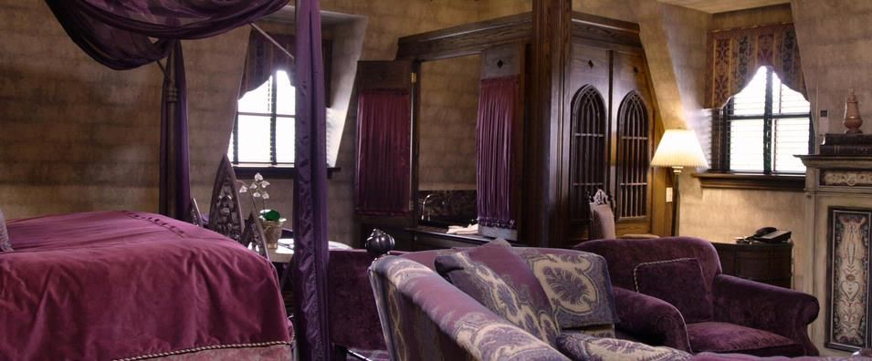 The Chanler Newport R I Home Gothic Bedroom Small Bedroom Colours