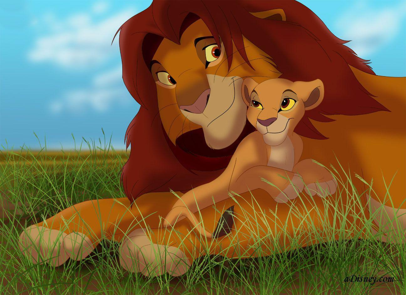 Lion King 2 | Simba and Kiara - The Lion King 2:Simba\'s Pride Photo ...