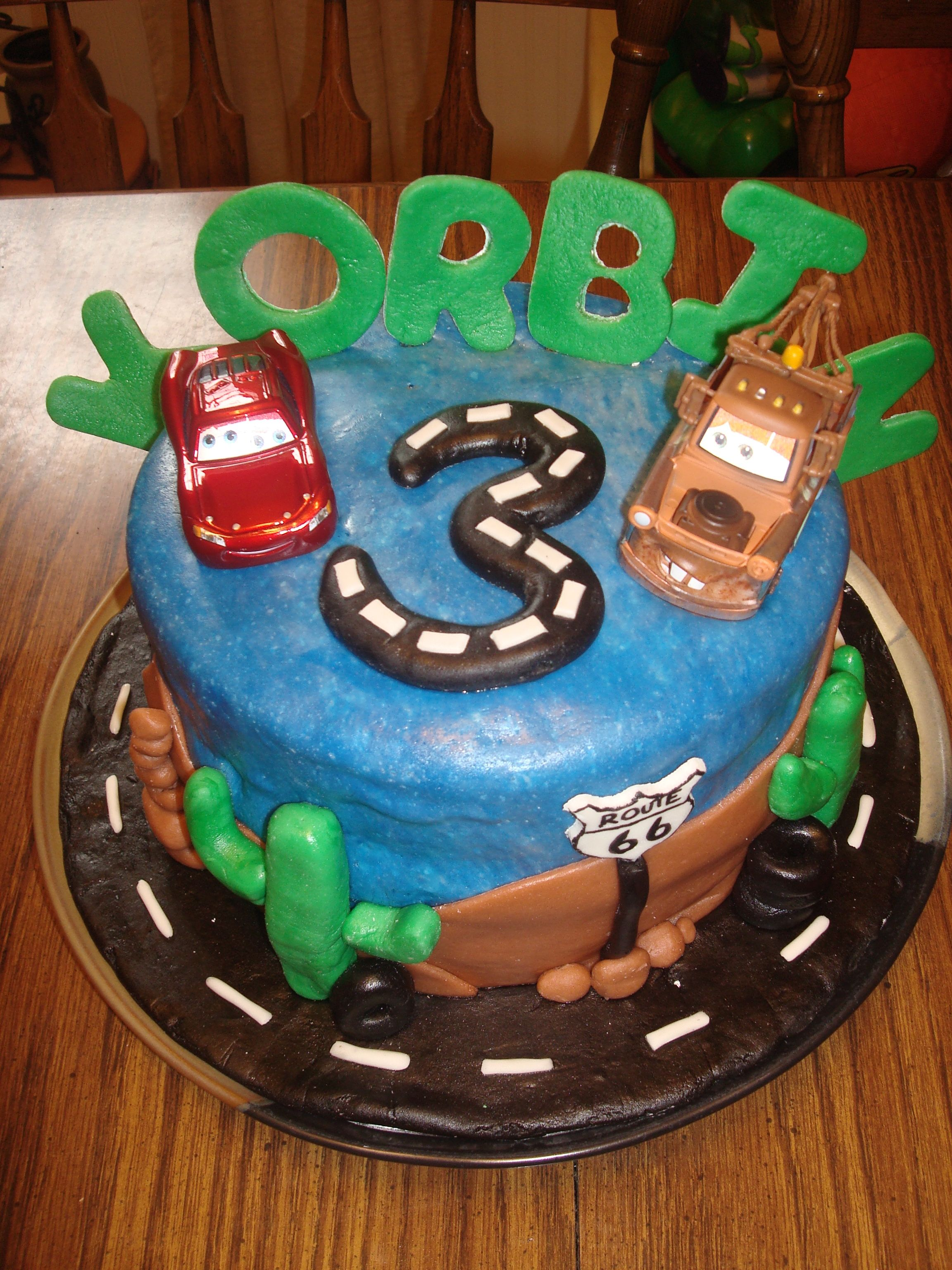 cars birthday cakes Yahoo Search Results Food Pinterest