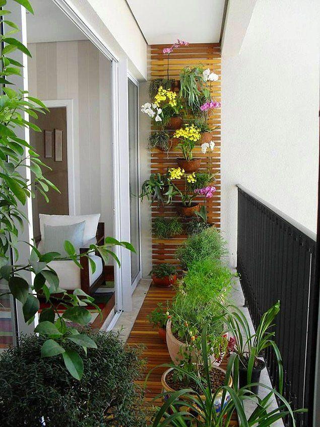 Mazeret Üretmeyi Bırakın! Balkonunuz Varsa Onu En Güzel Şekilde Değerlendirmenin 35 Yolu #apartmentgardening
