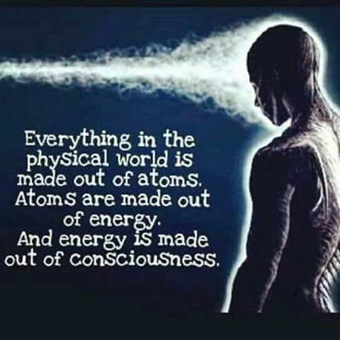 Science once again proving that we are far more alike than we are not. Our differences are important but they should never distract or disrupt us to the point that we forget that our humanity should always come first. #believe #love #together #atoms #energy #universe #equality