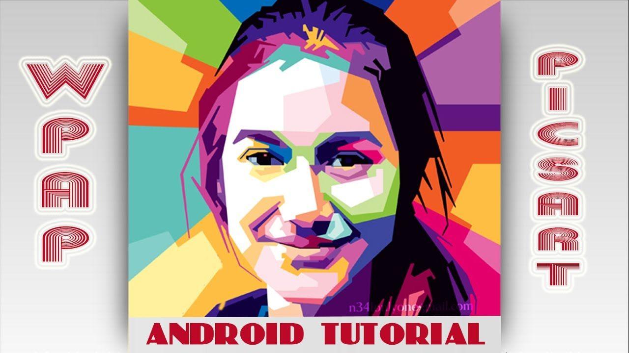 Cara Edit Foto Wpap Di Android Pengeditan Foto Siluet Android