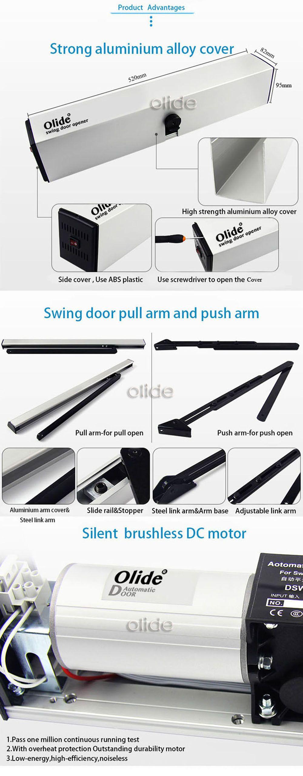 Swing Door Opener Sw100 Details 1 1 Door Opener Swing Doors