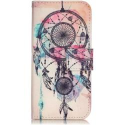 Photo of Motif flip case dream catcher colorful for your iPhone 8 PlusGahatoo