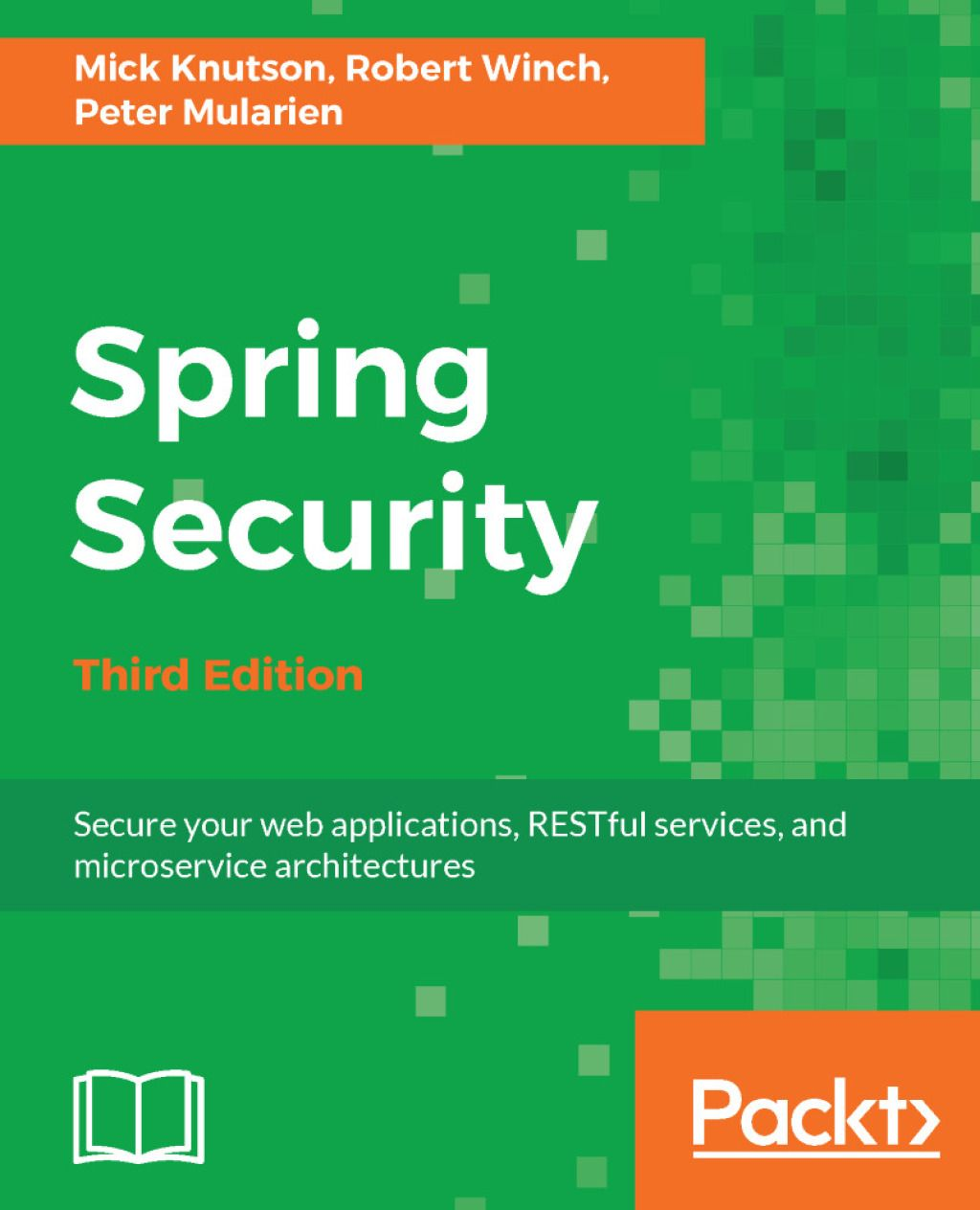 Spring Security Third Edition Ebook Products Spring Books
