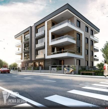 20 Trendy Apartment Exterior Modern Architecture Facade Architecture Design Apartment Architecture Apartments Exterior