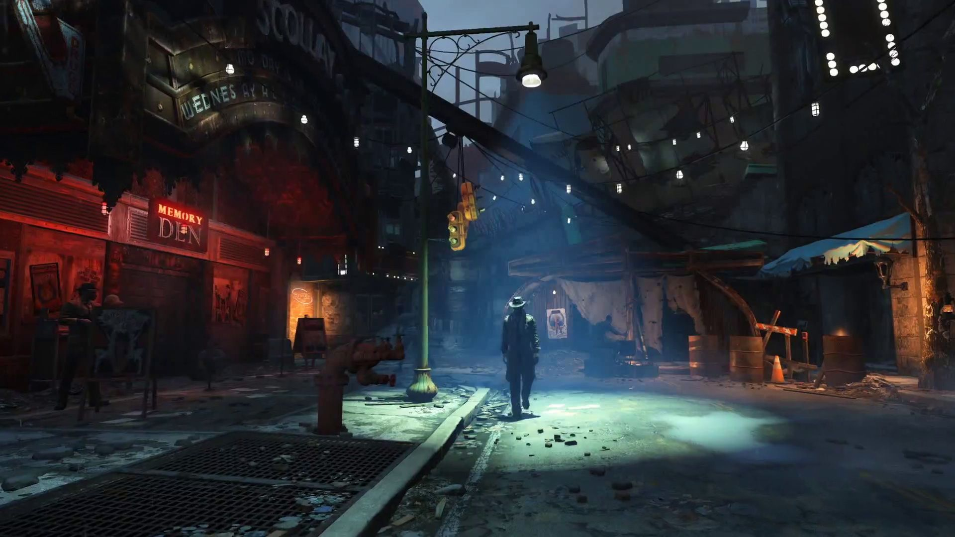 Fallout 4 VR might be already planned