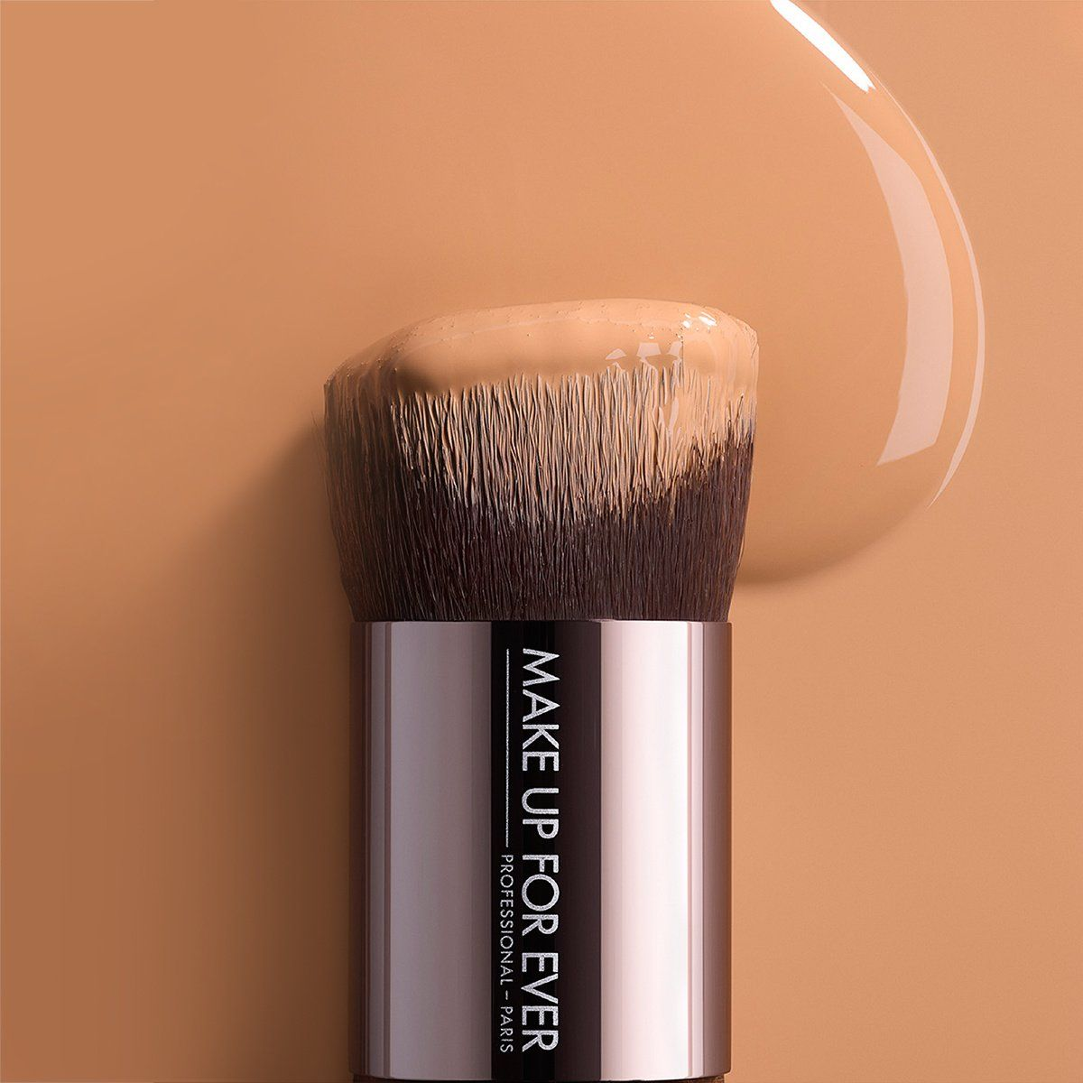 Make Up For Ever Buffing Foundation Brush N112 The Ideal