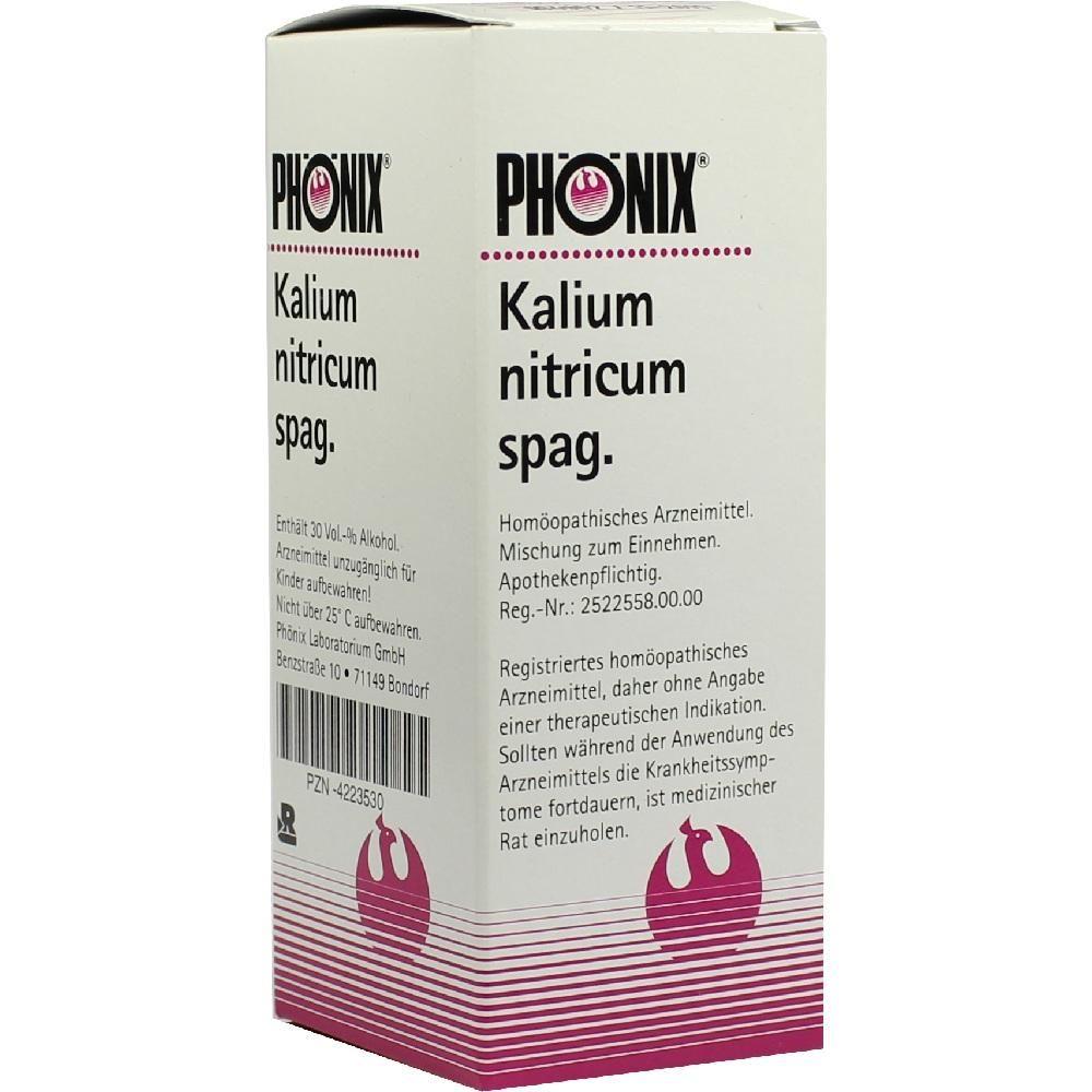 PHOENIX KALIUM nitricum Spagyrik Tropfen:   Packungsinhalt: 100 ml Tropfen PZN: 04223530 Hersteller: PHÖNIX LABORATORIUM GmbH Preis:…