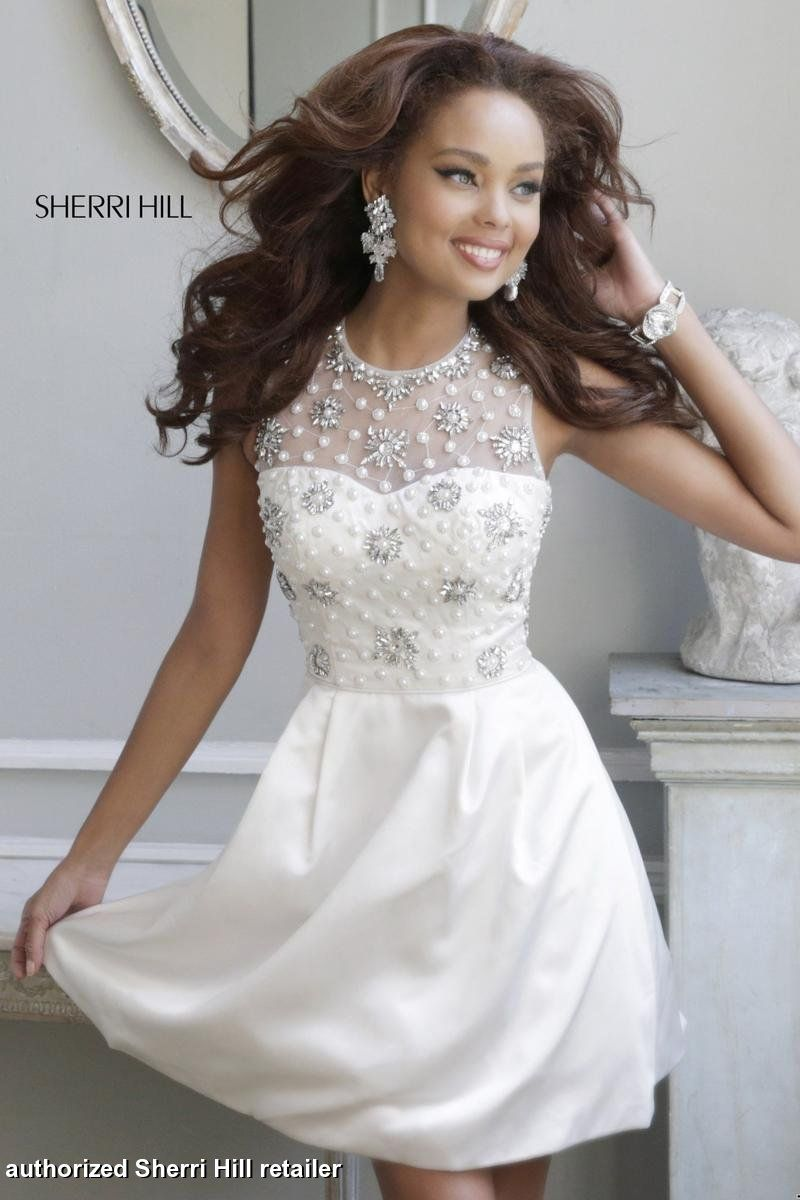 Long wedding reception dresses for the bride  Adorable Rehearsal dress  Fashion  Pinterest  Receptions Bride
