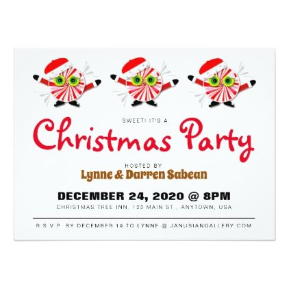 Cute peppermint candy christmas party invitation party gifts gift cute peppermint candy christmas party invitation party gifts gift ideas diy customize party ideas pinterest party invitations stopboris Gallery