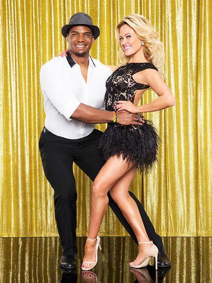 Who is peta dancing with this season