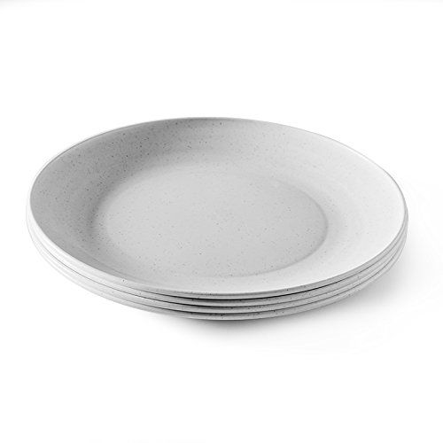 Nordic Ware Microwave Safe Plates 4 Piece Eco-Friendly Dinner Plate Set Everything you love from Nordic Ware and for your family in one bundle.  sc 1 st  Pinterest & Nordic Ware Everyday Plates (Set of 4) 10