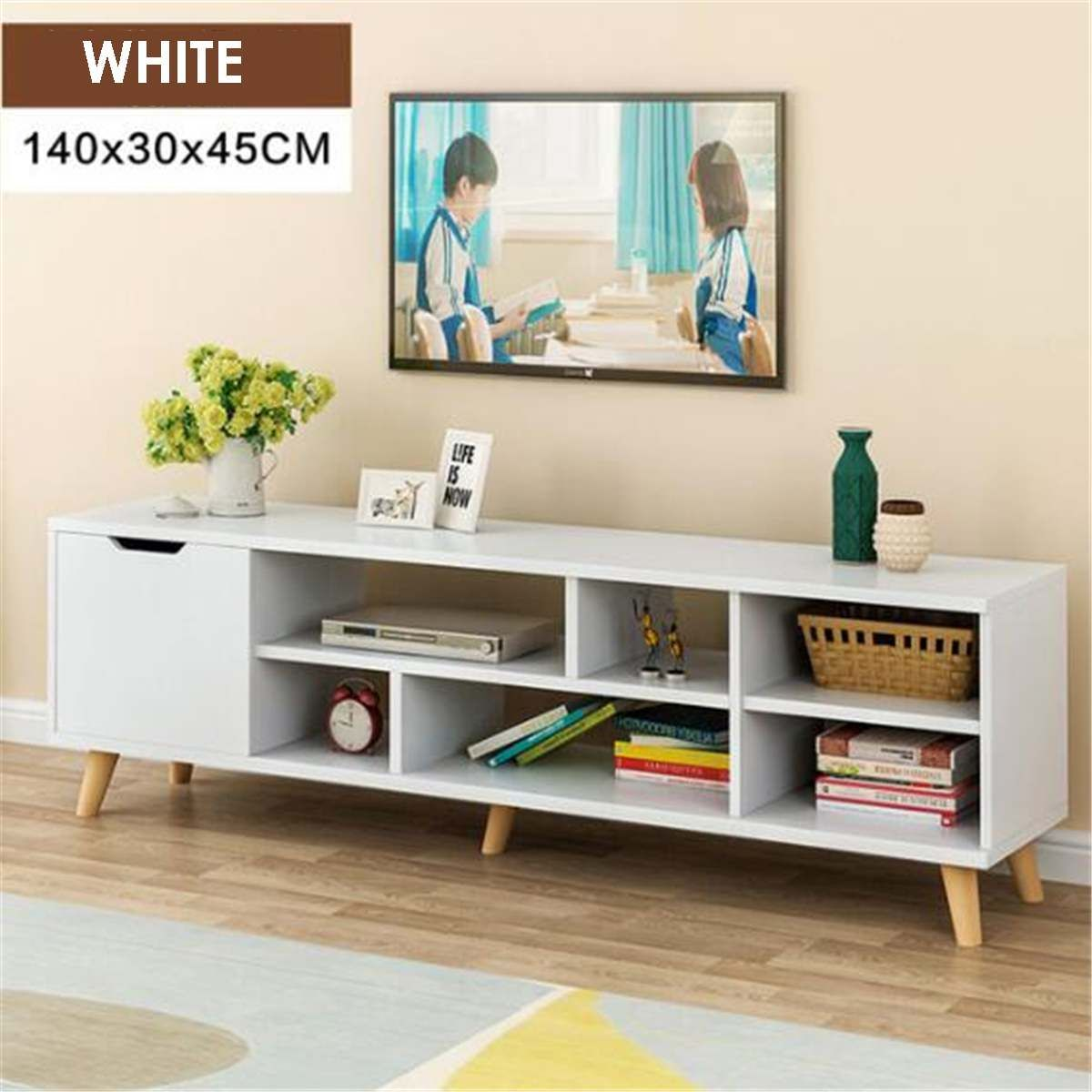 European Style Modern Coffee Tabl Living Room Tv Stand Living Room Entertainment Center Living Room Entertainment [ 1200 x 1200 Pixel ]
