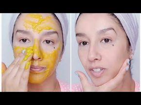 mascarilla antiarrugas. efecto inmediato. (remedio natural) - YouTube