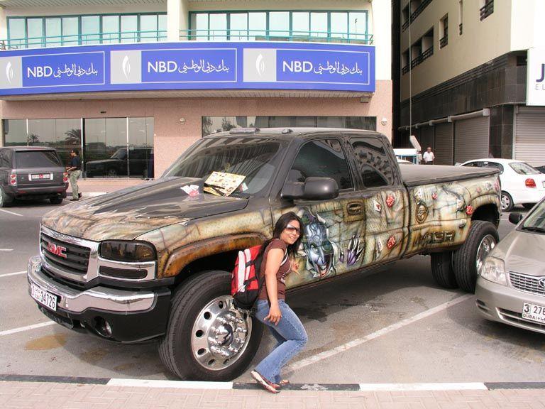 cool paint jobs for trucks Google Search Cool trucks